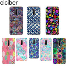 ciciber Datura Flowers Phone Cases For Oneplus 7 Pro 1+7 Pro Soft TPU Back Cover for Xiaomi 9 Coque For Redmi Note 7 6 Pro Funda