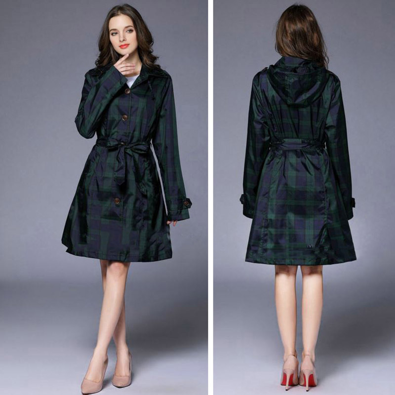 359f06ef61d 2019 KTLPARTY Womens Fashion Raincoats Female Outdoor Travel ...