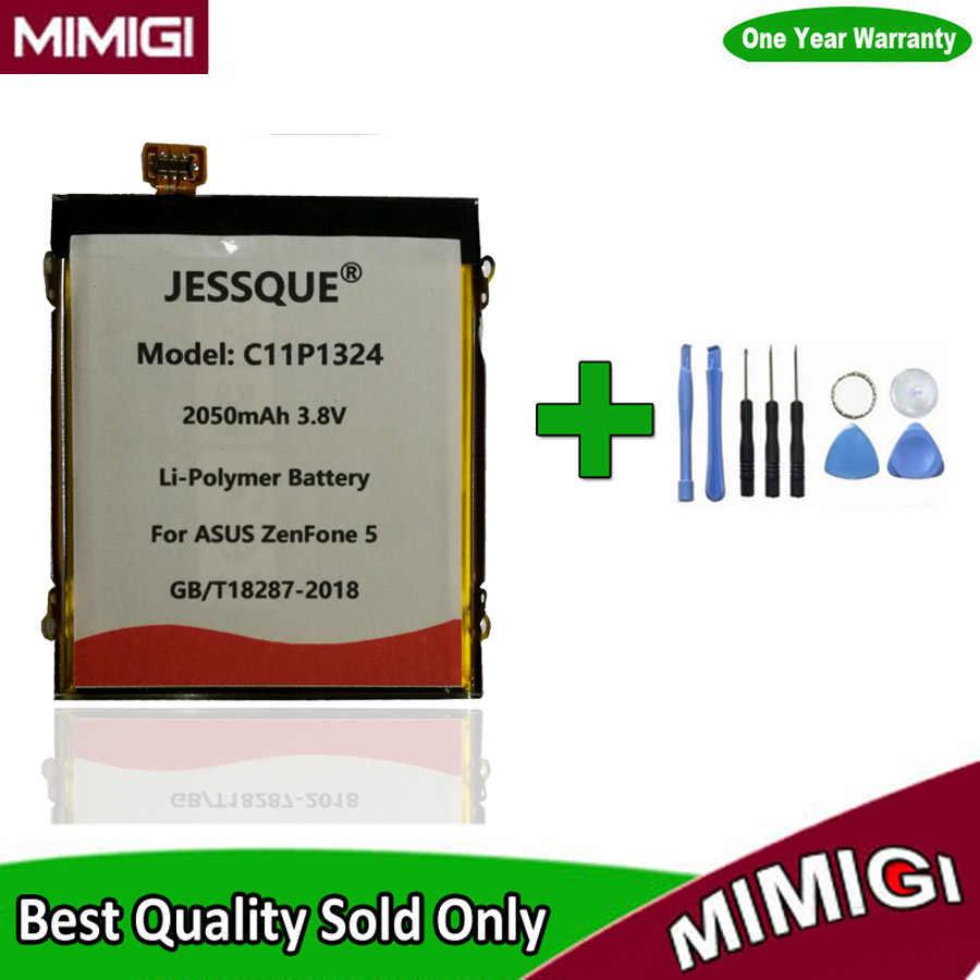 JESSQUE 2050 mAh C11P1324 Batterij Voor ASUS ZenFone 5 A500G Z5 A500 A500CG A501CG A500KL 0B200-00850000 T00F T00J Bateria AKKU