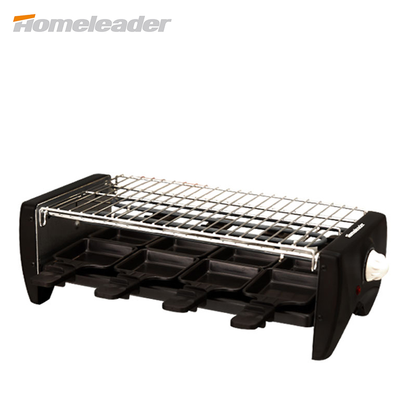 ФОТО Homeleader Electric Household Grill BBQ Dismountable Outdoor Recreation, K45-022