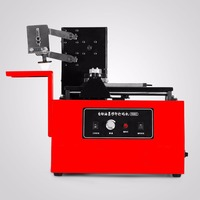 environment Protective Oil Ink Date Printer