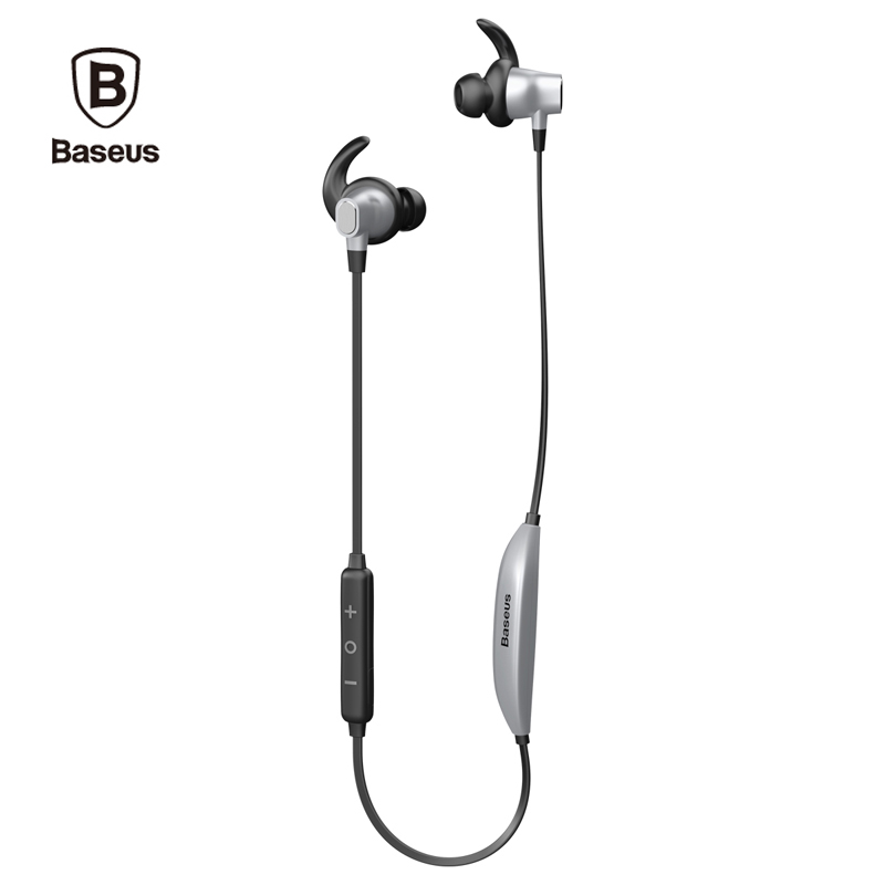Baseus S03 Wireless Bluetooth Earphone Bass Stereo Magnet Headset For iPhone Samsung Xiaomi Auriculares Con Microfono Earbuds