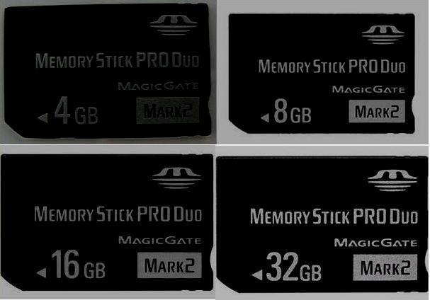 *300 pcs/lot* free shipping ,2012'S China hot wholesale Full Capacity High Speed MS MARK2 8GB  Memory Stick Pro Duo Memory Cards