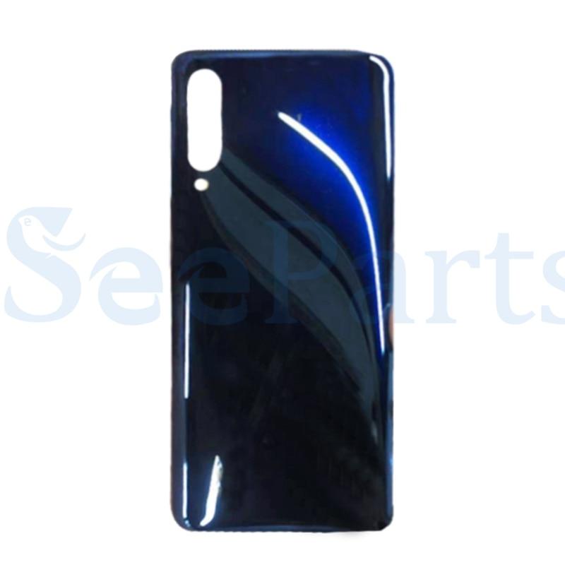 For Xiaomi mi 9 battery cover Housing Spare Parts Battery For xiaomi mi 9 Back Cover Door 3D Glass Phone housing Xiaomi Mi9 (5)