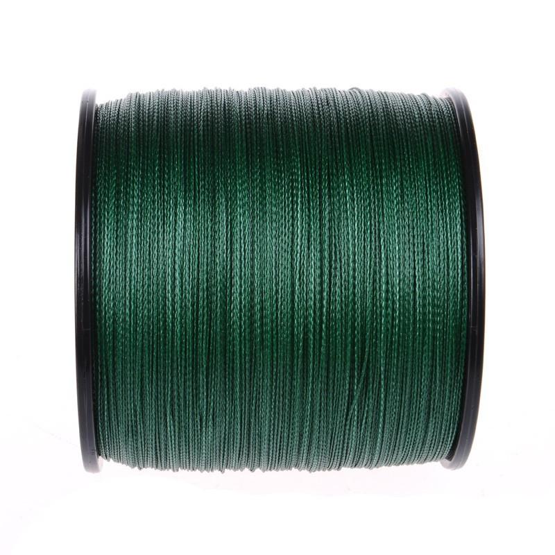 4 strands 500M green (3)