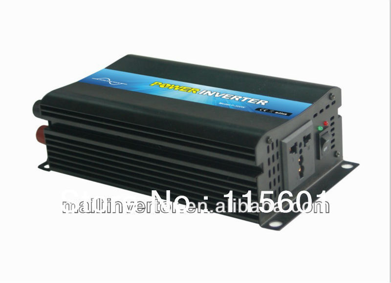300W Power Inverer 24vdc to 100v~120vac One Year Warranty china manufacture sell 300w 12v to 115v car use inverter maili brand one year warranty