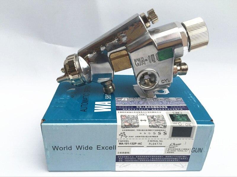 WA-101 automatique pistolet pistolet pistolet, pistolet à air comprimé Diamètre: 1.0/1.3/1.5