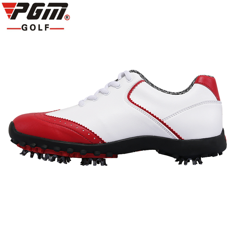 Brand PGM. Womens Ladies Girls Women Golf Sports Shoes Light Weight & Spiked & WaterproofBrand PGM. Womens Ladies Girls Women Golf Sports Shoes Light Weight & Spiked & Waterproof