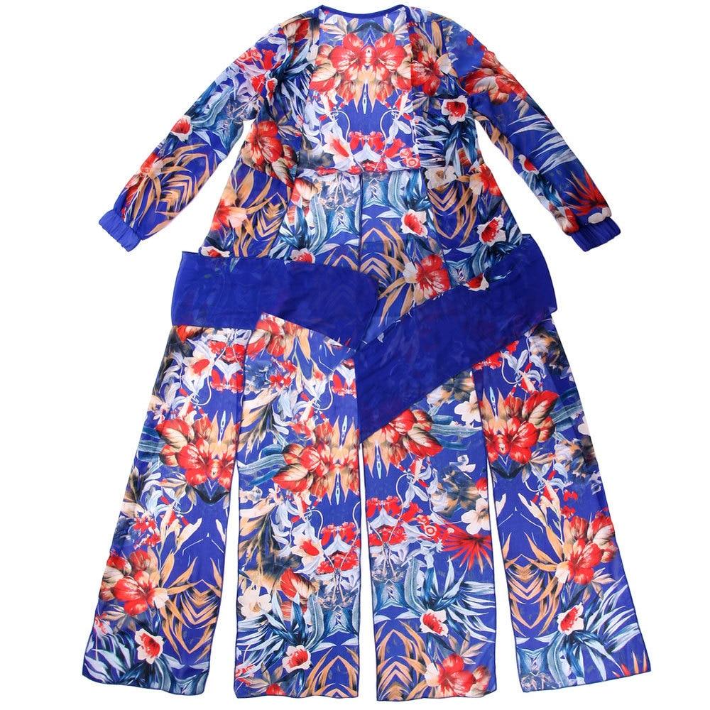 Discounted Sommerkleid Frauen Blumenstrandkleid Blume Langes Kleid - Damenbekleidung - Foto 4