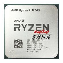 AMD Ryzen 7 3700X R7 3700X3.6 GHz Processore a Otto Core Sinteen Thread di CPU 95 W 7NM l3 = 32 M 100 000000071 Presa AM4