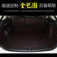 no odor full surrounded wateroroof non slip special car trunk mats for BenzA class C E GLA GLC GLE CLS GLS GLK