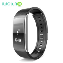 In inventory IWOWNFIT I6 PRO Good Wristband Coronary heart Price Monitor IP67 Waterproof Good Bracelet Health Tracker assist Andriod IOS