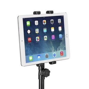 Image 4 - Штатив Arvin для планшетов, регулируемая вращающаяся подставка для IPad Pro 7 11 дюймов, напольная стойка для планшета Samsung с основанием для штатива