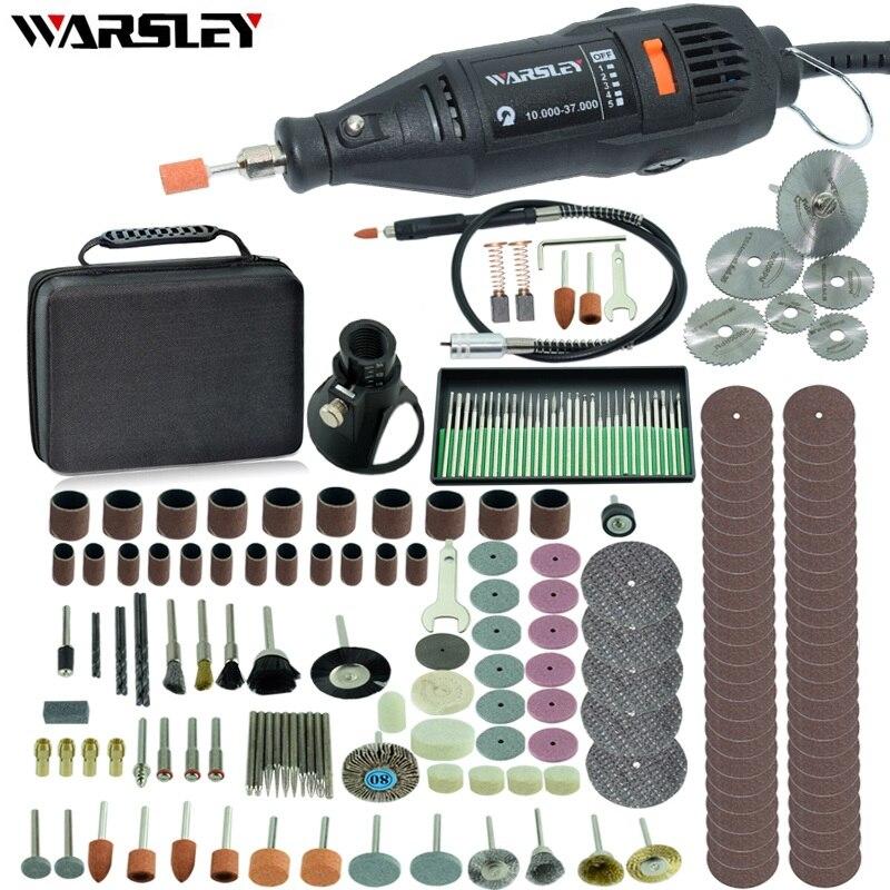 180W stylo de gravure perceuse électrique Dremel Style bricolage perceuse électrique outil rotatif meuleuse Mini perceuse rectifieuse 220V puissance