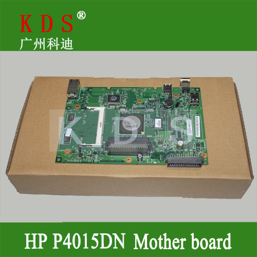 Original matherboard for HP P4015N formatter board for HP laser printer parts CB438-60002 remove from new machine q3969 60002 printer mother board for hp 1022n printer part formatter board quality assured in china supplier