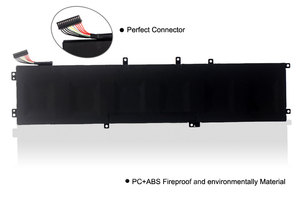 Image 3 - KingSener New 4GVGH Laptop Battery for DELL Precision 5510 XPS 15 9550 series 1P6KD T453X 11.4V 84WH
