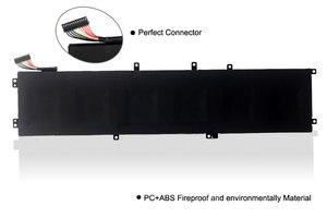 Image 3 - KingSener Nuovo 4GVGH Batteria Del Computer Portatile per DELL Precision 5510 XPS 15 9550 serie 1P6KD T453X 11.4V 84WH