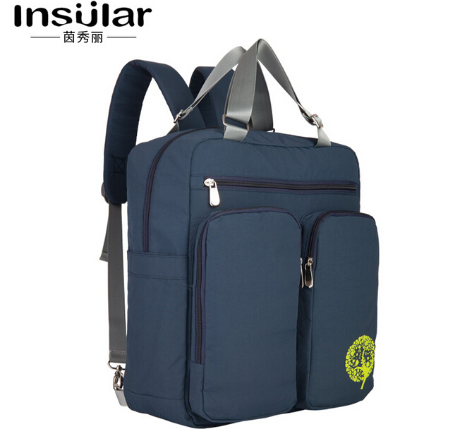 Insular Baby diaper bag backpack waterproof stroller bag for wheelchair pram Fashion mother maternity nappy changing bag