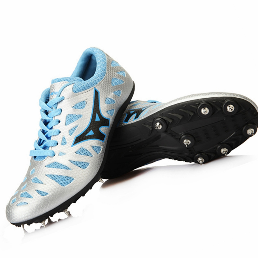 Outdoor Sport Low Top Sprint Spikes Light Running Shoes Men Trainers Brand Breathable Athletic ...