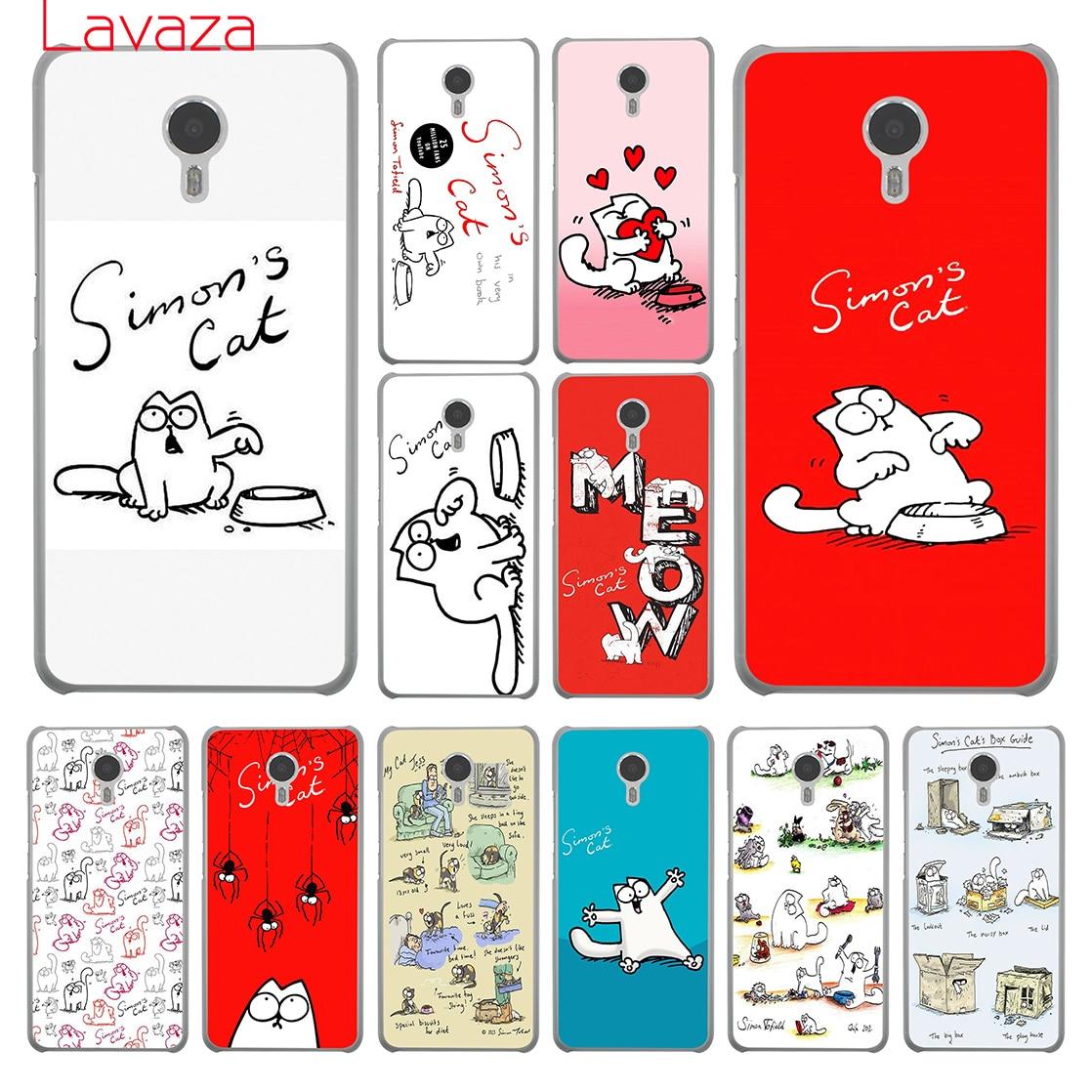 Boite Dcl Salle De Bain ~  Lavaza Simons Cat Simon S Hard Phone Case For Meizu M6 M5