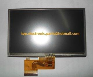 Original 4.3 ''pulgadas para Garmin Nuvi 2455 2455LMT 2455LT panel de visualización de la pantalla LCD con pantalla táctil digitalizador envío libre