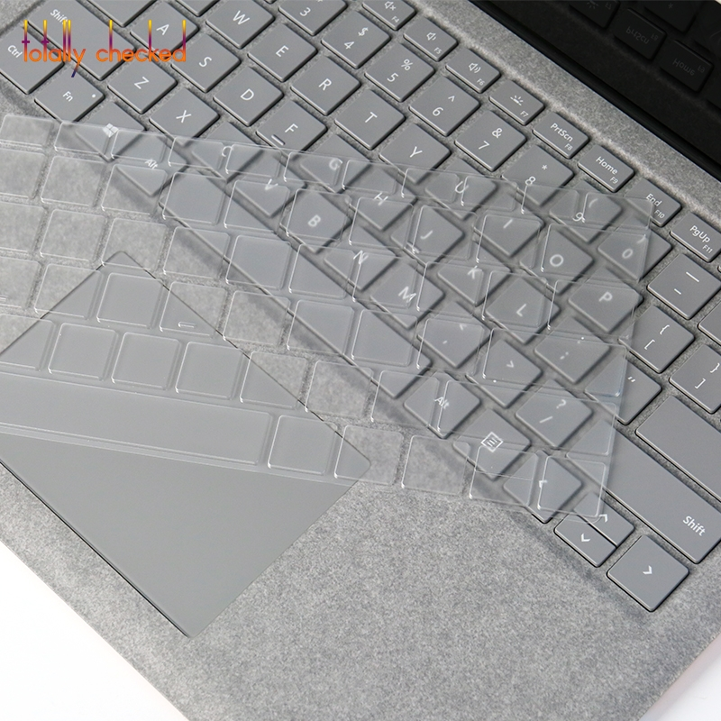 TPU Keyboard Protector Skin Cover for Microsoft Surface Pro 4 New SURFACE Pro 5