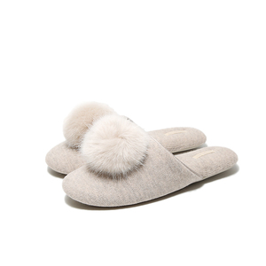 Image 5 - GKTINOO Spring Summer Women Home Slippers For Indoor Bedroom House Soft Bottom Cotton Warm Shoes Adult Guests Flats