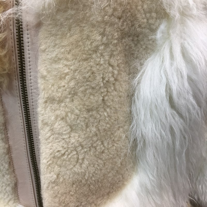 natural sheep fur coat real lamb fur (11)