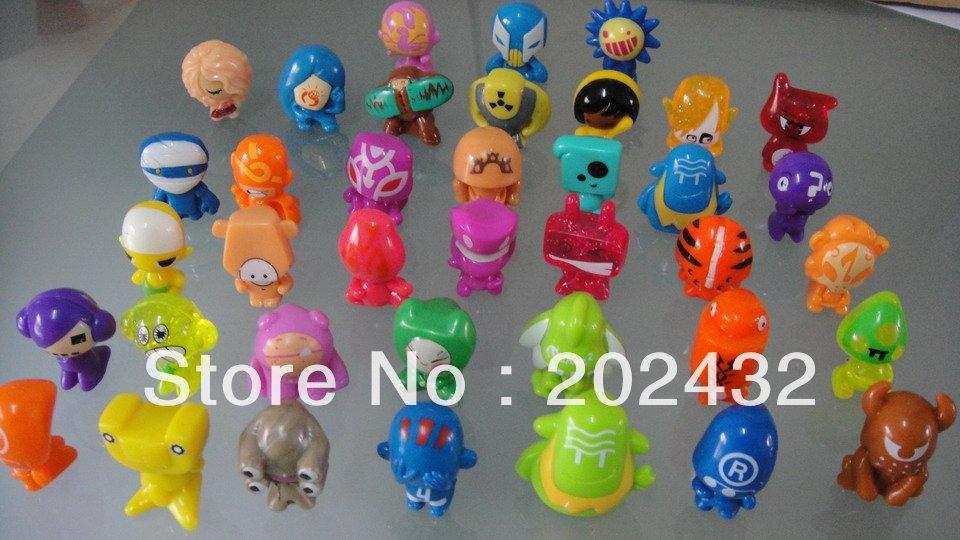 Aliexpress.com : Buy gogo crazy bones 50pcs/lot different