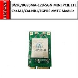 JINYUSHI dla BG96MA BG96/BG96MA 128 SGN MINI PCIE LTE Cat. m1/Cat. NB1/EGPRS eMTC moduł 100% nowe & oryginalny zdjęcie na magazynie|Modemy|   -
