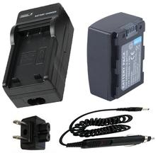 Battery + Charger for SAMSUNG IA-BP210R, IA-BP105R, AD43-00201A and SMX-F50, SMX-F70, HMX-F80, HMX-F90, HMX-F800 Camcorder