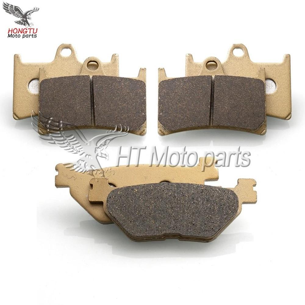 FRONT REAR Brake Pads for Yamaha XP 500 T-Max 2008-2012