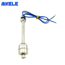 цена на 110V/220V Stainless Steel Horizontal Tank Water Level Sensor Float Switch Liquid MK-SFS12010 Wholesale price from makerele