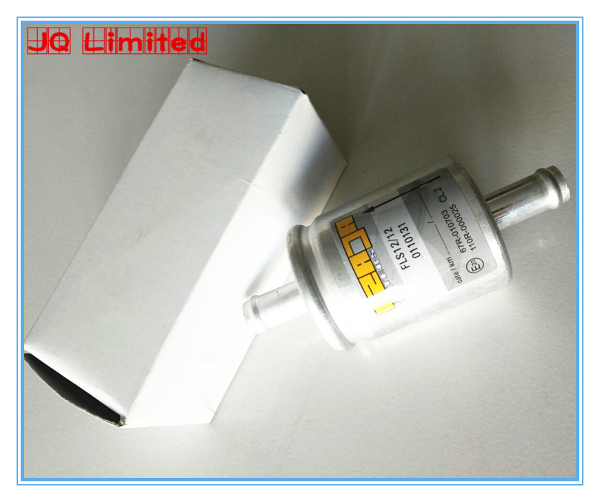 Imported quality 5 pcs LPG CNG gas filter for gas car 12mm high quality eyki h5018 high quality leak proof bottle w filter strap gray 400ml