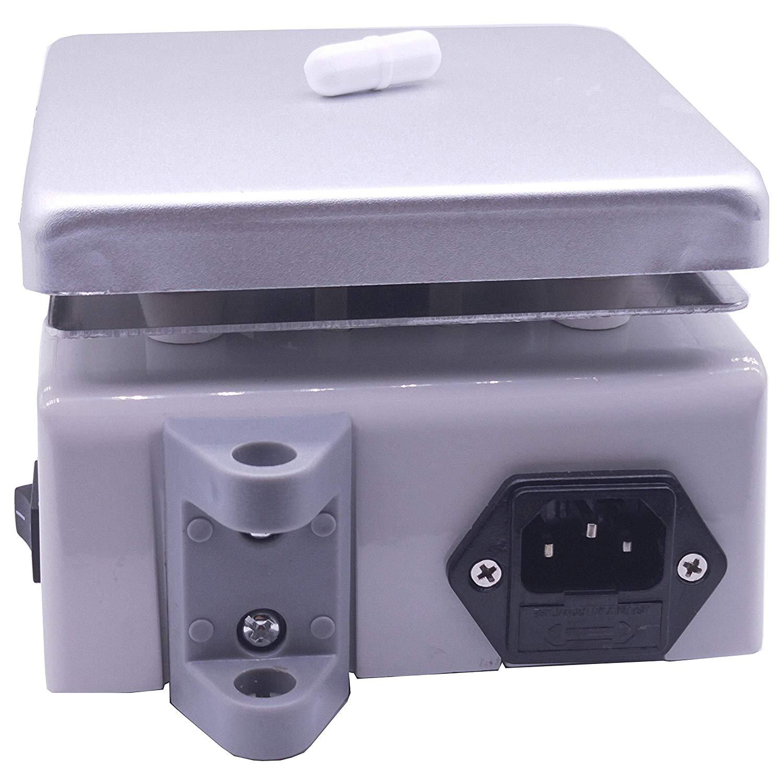 Ofis ve Okul Malzemeleri'ten Eğitim Ekipmanları'de 110V 220V SH 2 Sıcak Plaka Manyetik Karıştırıcı Mikser ile Çift Kontrol 1 inç Karıştırma Çubuğu (yeni Stil)'da  Grup 3