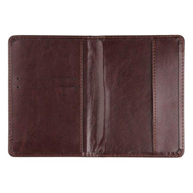 Passport Cover Women Passport Holder Designer Travel Cover Case Credit Card Holder 4