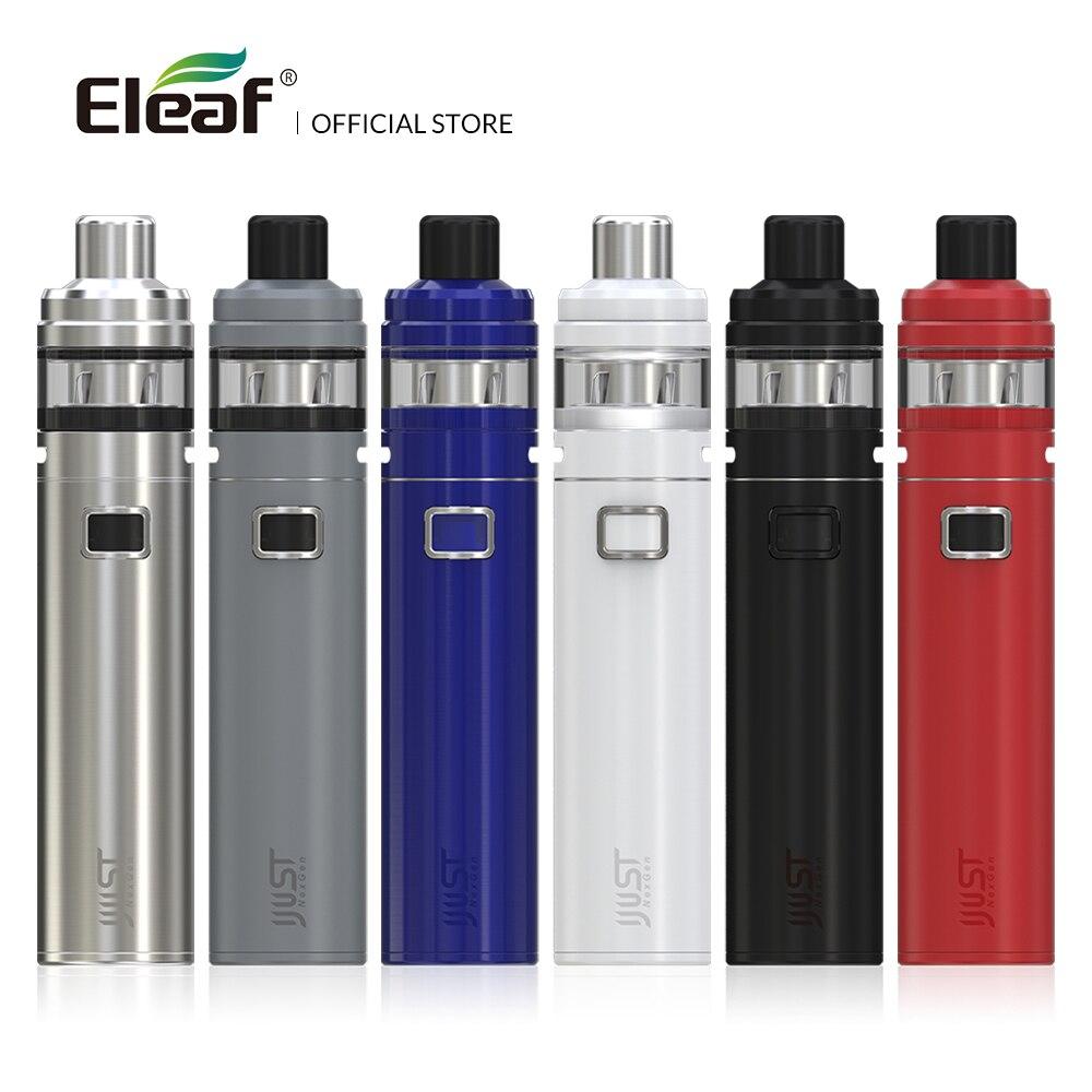 Originale Eleaf iJust NexGen kit 2 ml con costruito in 3000 mah pastella hw1 bobina sigaretta elettronica kit