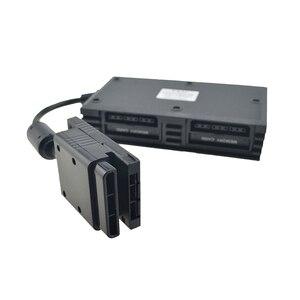 Image 4 - 4 игрока Multitap Multi tap для Sony PlayStation 2 для PS2 геймпад контроллер Аксессуары для видеоигр