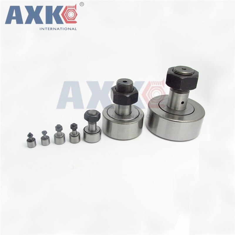 4pcs//lot KR22 KRV 22 CF 10 Cam Follower Needle Roller Bearing