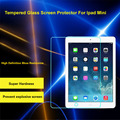 Mobile Phone Screen Protector For Ipad Mini 1 2 3 0.33mm 9H 2.5D Arc Edge Hardness Tempered Glass Screen Guard Film