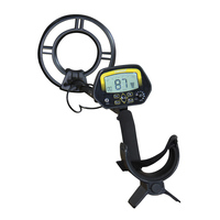 MD3030 Underground Treasure Hunter LCD Display Gold Detect Finder High Sensitivity Strong Ability Discrimination Metal Detector