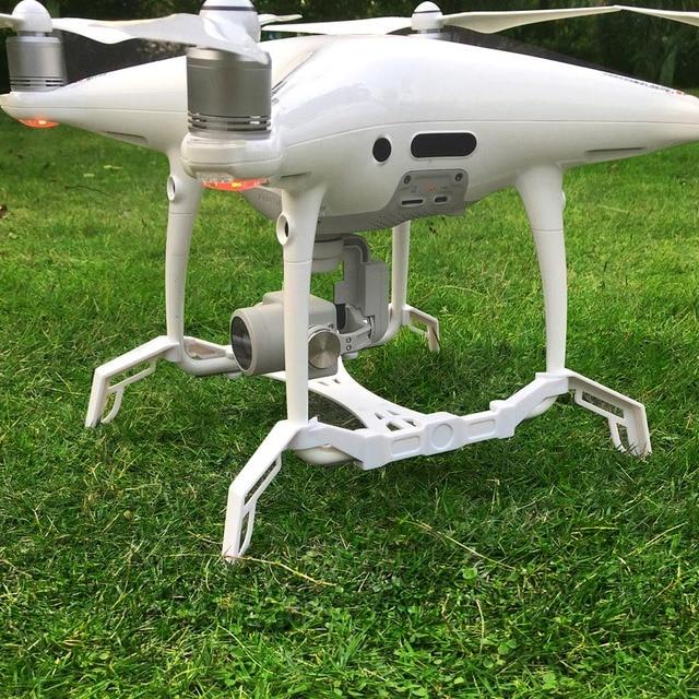 Landing Gear Stabilizers For RC Drohne DJI Phantom 4 Pro With Camera Gimbal Schutz Board