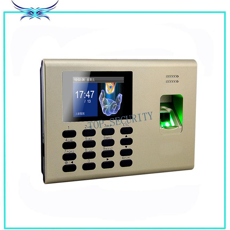 сср ТСР/IP фингерпринта с читателем карточки RFID системе Линукс цветной экран отпечатков пальцев посещаемость с батареей