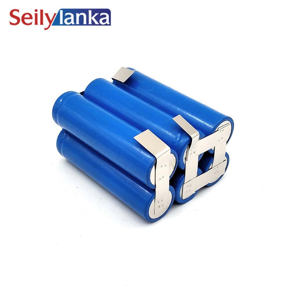 4000 mAh pour 3 M 10.8 V 18650 Li-ion lithium outil batterie pack 37631 3INR19 66-2 pour auto-installation
