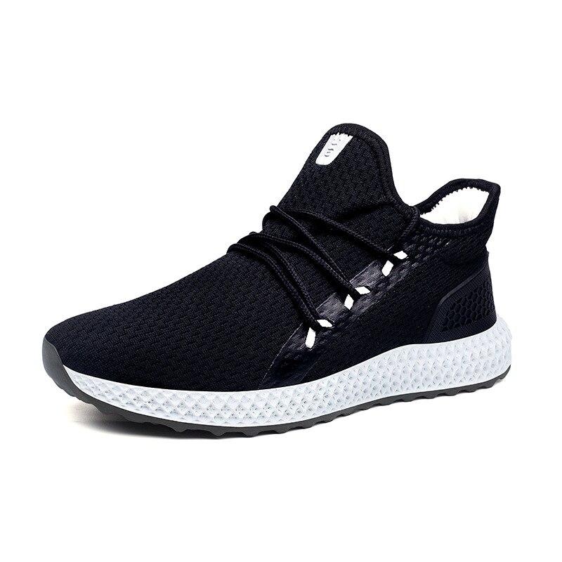 De Quente up Black Livre Venda Ar Para Homens gray Sapatos White Lace Moda Confortável Dos Caminhada Leves Da Casual Ao Baixos Red Os White black Tênis Respirável 0d1Uxw
