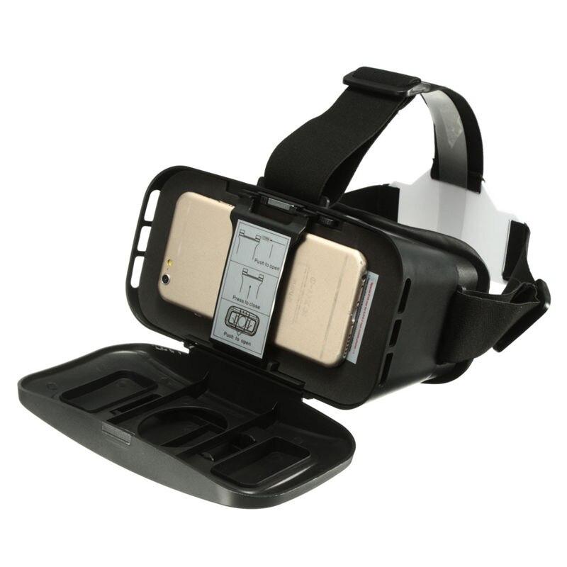 Eye-careful Smart 3D VR Glasses Head-mounted Virtual Reality Glasses T