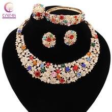 2 вида цветов модные прямые продажи ювелирные наборы женское