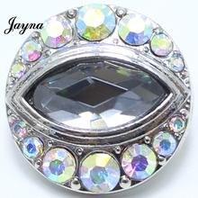 10 шт/лот jaynalee застежка браслет и браслеты ginger 18 мм
