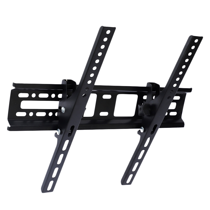 Universal Lcd Led Tv Wall Bounted Brackets 30Kg Steel 400X400Mm 15° Tilt Wall Mount For 32 46 42 50 55 inch Monitor-in TV Mount from Consumer Electronics