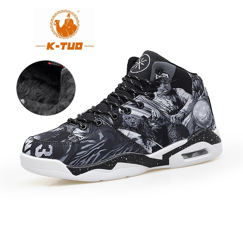 k tuo high top basketball shoes boots breathable